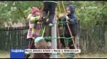 Nová dětská hřiště v Rané a Oldřeticích