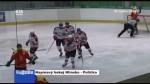 Napínavý hokej Hlinsko – Polička