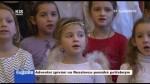 Adventní zpívání na Resslovce pomáhá potřebným