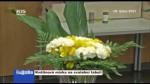 Květinová miska na svatební tabuli