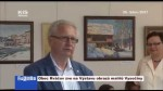 Obec Rváčov zve na Výstavu obrazů malířů Vysočiny