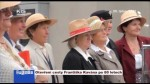 Otevření cesty Františka Kavána po 80 letech
