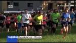 Olympyjský běh v Hlinsku