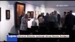 Výtvarné Hlinecko vystavuje obrazy Hanuše Swaigera