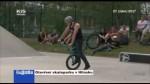 Otevření skateparku v Hlinsku