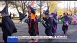 Halloweenská zahradní slavnostv MŠ Budovatelů