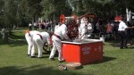 Oslavy 150. výročí povýšení Svratky na město – SDH hrané scény, ukázky dovedností a techniky