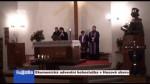 Ekumenická adventní bohoslužba v Husově sboru