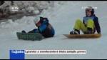 Lyžařská a snowboardová škola zahájila provoz