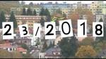 23/2018 Kompletní zpravodajství TV KIS Hlinsko