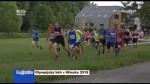 Olympijský běh v Hlinsku 2018