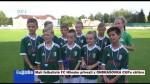 Malí fotbalisté FC Hlinsko přivezli z ONDRÁŠOVKA CUPu stříbro