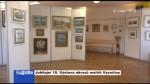 Jubilejní 10. Výstava obrazů malířů Vysočiny