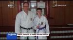 Tomáš Janáček je nadějí karate Hlinsko