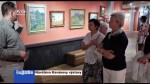 Návštěva Kavánovy výstavy
