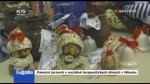 Vánoční jarmark v sociálně terapeutických dílnách v Hlinsku