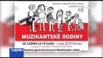 Rodinný generační koncert Muzikantské rodiny