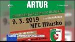 Reprezentační ples FC Hlinsko