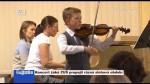 14/2019 Koncert žáků ZUŠ propojil různá slohová období