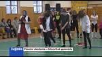 01/2020 Vánoční akademie v tělocvičně gymnázia