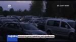 20/2020 Historicky první autokino pod sjezdovkou