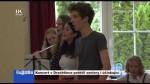 27/2020 Koncert v Drachtince potěšil seniory i účinkující