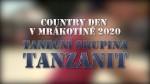 Country den v Mrákotíně 2020 – Taneční skupina TANZANIT
