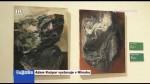 41/2020 Adam Kašpar vystavuje v Hlinsku