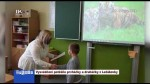 05/2021 Vysvědčení potěšilo prvňáčky a druháčky z Ležákovky