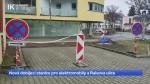 12/2021 Nová dobíjecí stanice pro elektromobily a Raisova ulice