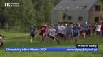 19/2021 Olympijský běh v Hlinsku 2021