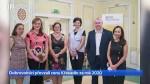 38/2021 Dobrovolníci převzali cenu Křesadlo za rok 2020