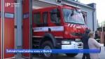 39/2021 Žehnání hasičského vozu v Blatně